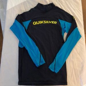 QuickSilver Long Sleeve Medium Shirt
